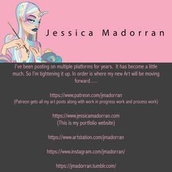 Jessica Madorran Art Platform