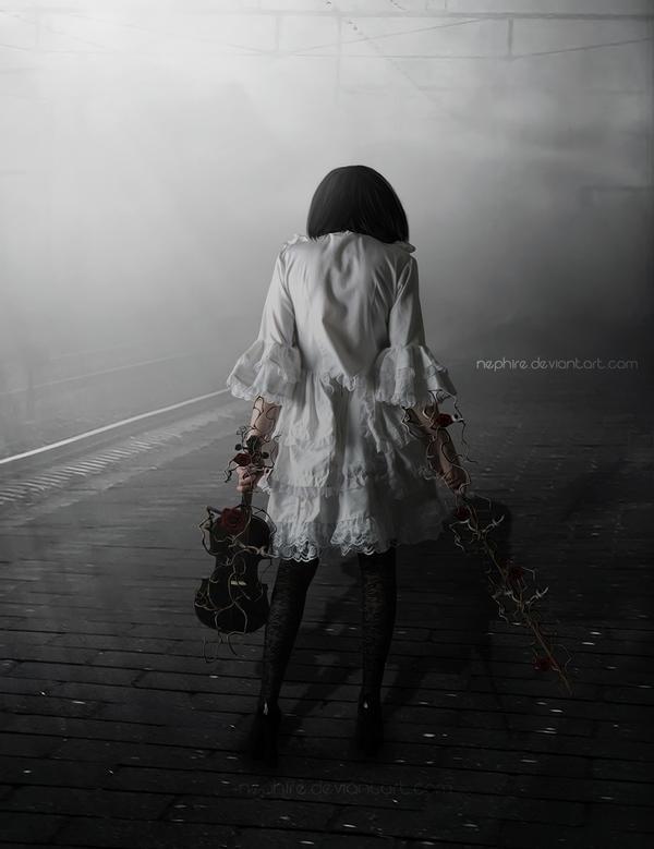 . . : O U T S I D E R : . . by Nephire