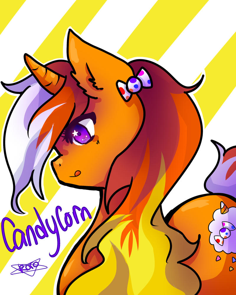 Candy Corn! by Rorosaur