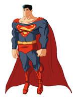 superman by Benjaminjuan