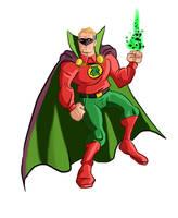 green lantern alan scott