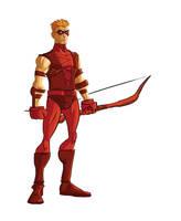 Red Arrow by Benjaminjuan