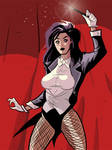 zatanna mistress of magic