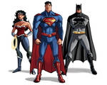 The New DCU