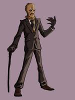 Scarecrow by Benjaminjuan