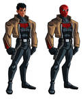 red hood and the outlaws jason