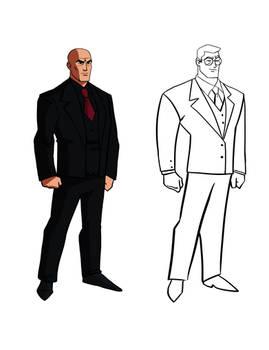 superman fanfilm - lex luthor