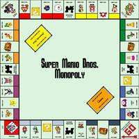 super mario bros. monopoly by gr8koogly