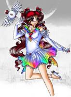 Defender of Crystal Tokyo by elila