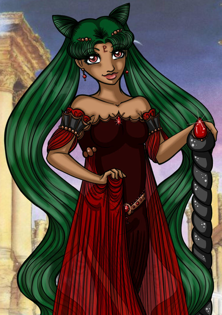 Princess Persephone by elila