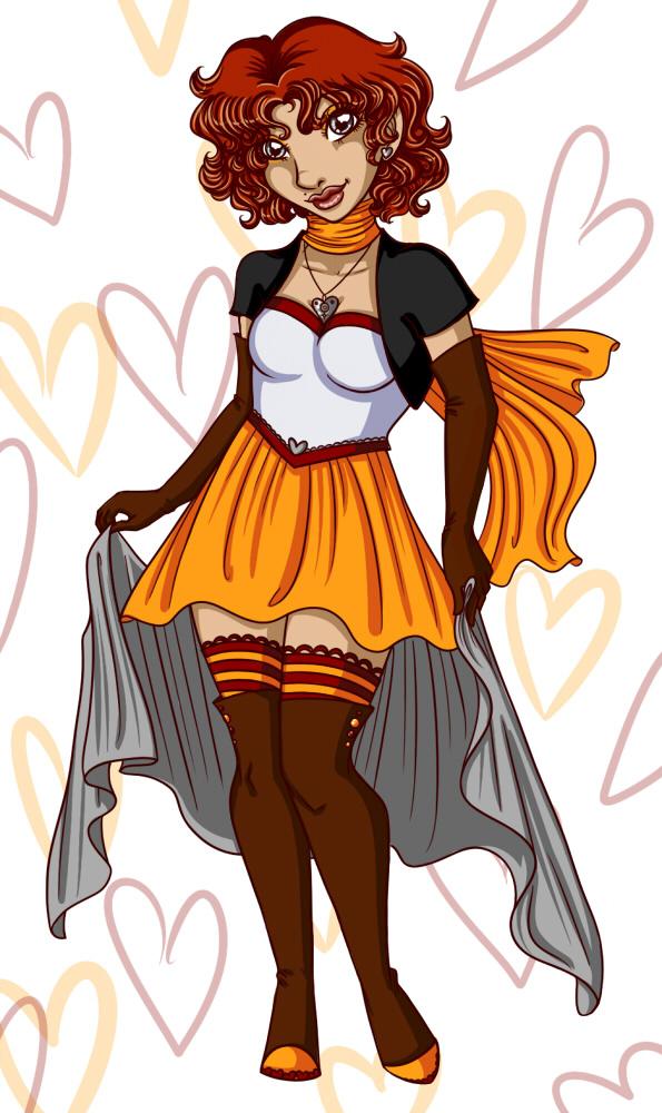 Afrodite by elila