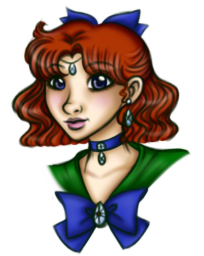 Sailor Tellus by elila