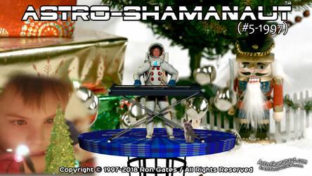 Astro-Shamanaut #5-1997 (Video Poster)
