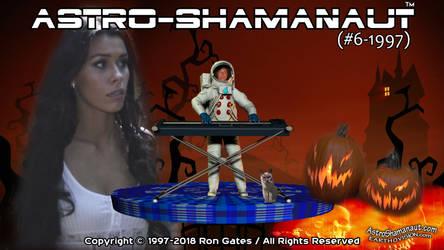 Astro-Shamanaut #6-1997 (Video Poster)