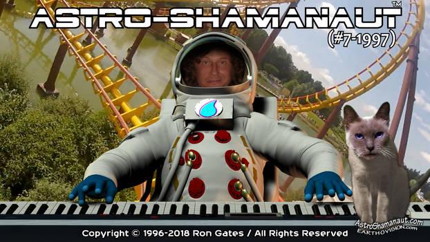 Astro-Shamanaut 07-1997 POSTER