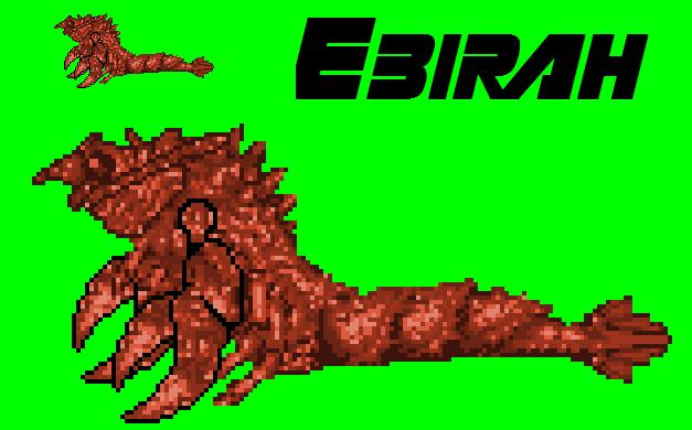 Ebirah 2004 Toys Relat...