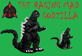 GMK Godzilla Custom by Burninggodzillalord