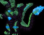 Super Godzilla Returns - Super Bagan Battle Sprite