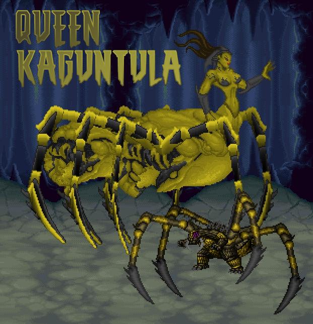 Neo Genesis Exodus - Queen Kaguntula Bio by Burninggodzillalord