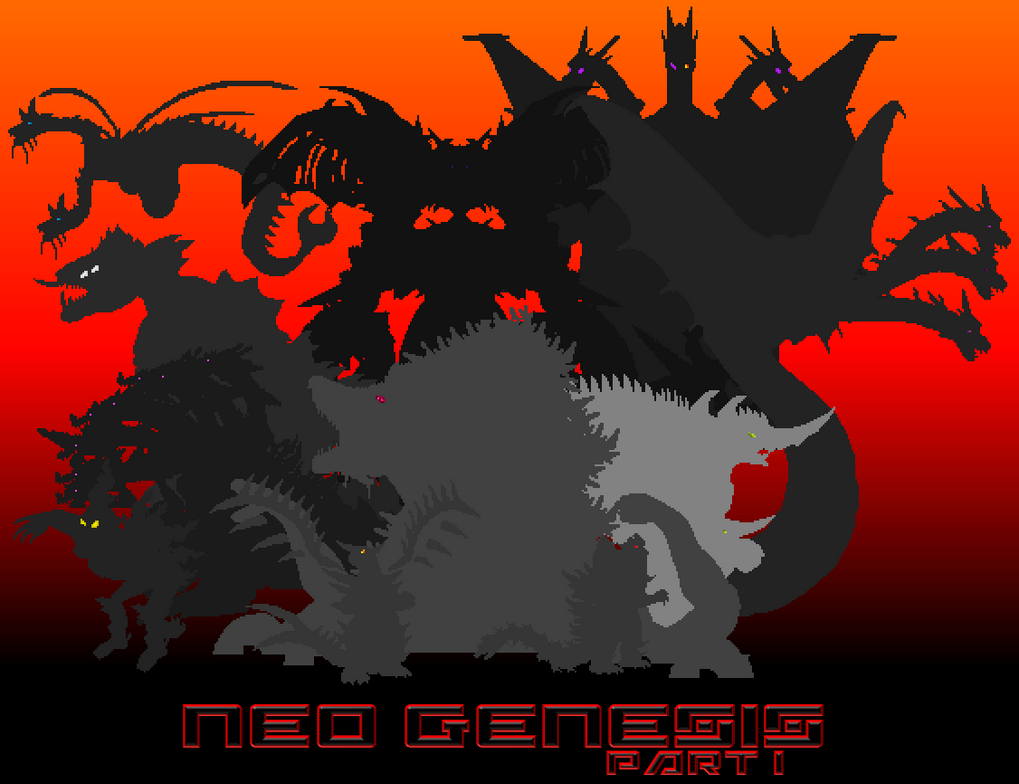 Neo Genesis Part 1 - Final Teaser by Burninggodzillalord
