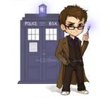 Doctor WHO chibi