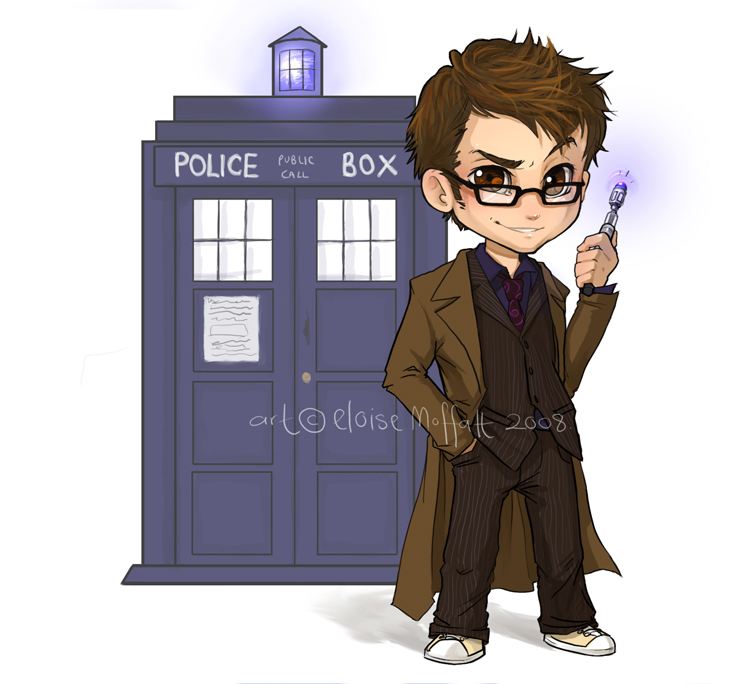 Doctor who chibi