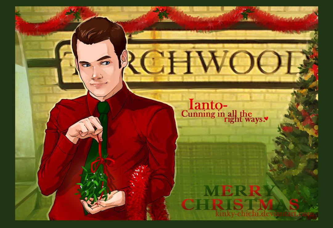 Ianto Christmas by Kinky-chichi