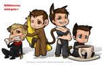 WHOniverse Mini-pets