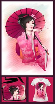 :Geisha: