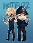 Commission: HOT FUZZ