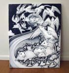 Little Angels - Canvas