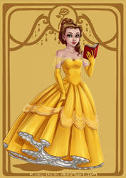 :Belle: by Kinky-chichi