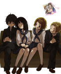 Hyouka Group...vs1