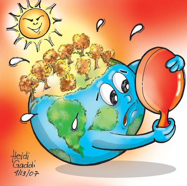 why the issue of global warming is not an issue at all Nyt dedicates entire next issue to not covering news, focusing on global warming instead by michael bastasch  was the world really ready to stop global warming .