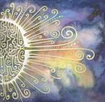 Golden Sun Mandala by Kislotnui-Ojog
