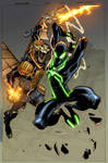 Spiderman vs New hobgoblin