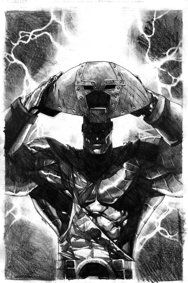 COLOSSUS by elramos