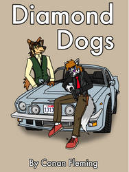 Diamond Dogs - Promotional Cover by omega-steam