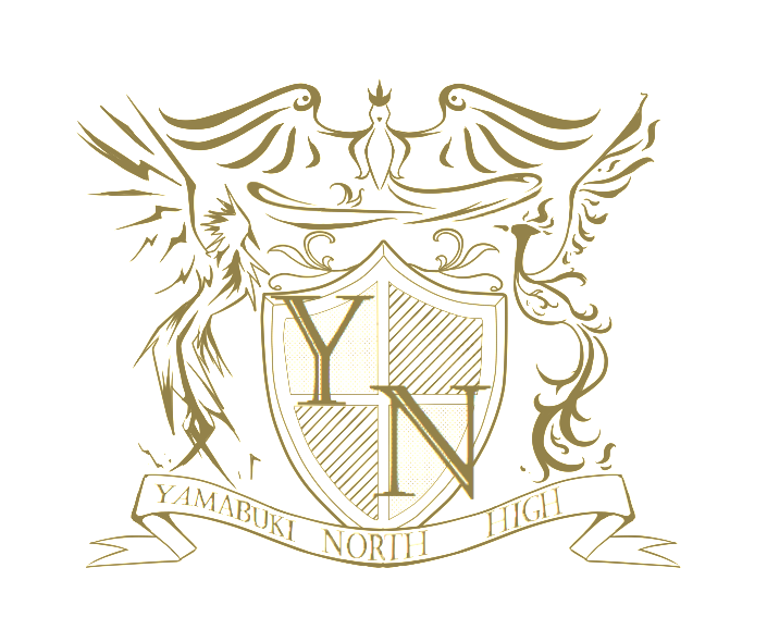 Yamabuki North High Crest by Raycchan