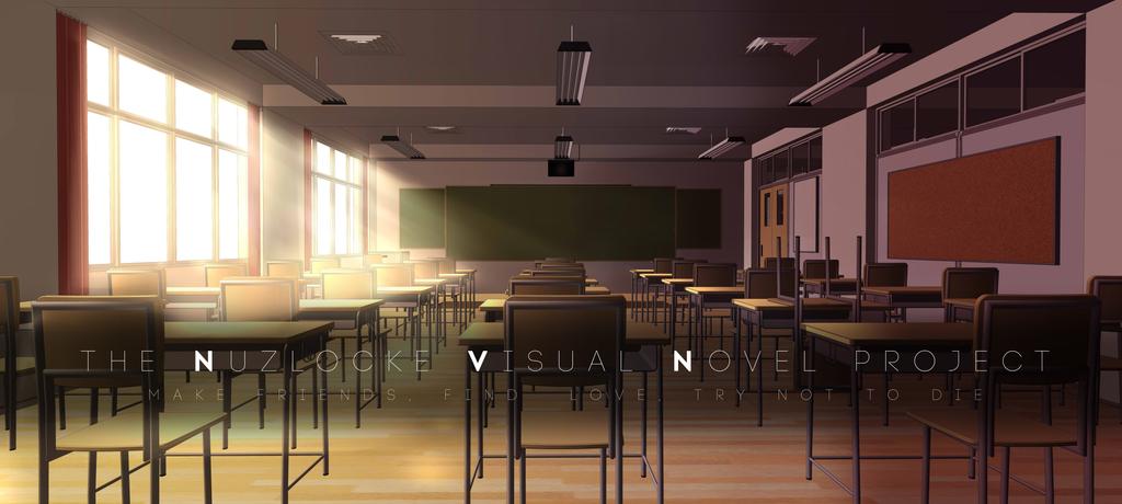 The Nuzlocke Visual Novel Collab by Raycchan