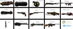 [DL] Serious Sam HD Weapons (Props)