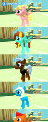 [DL] Anarchy ponies by Stefano96