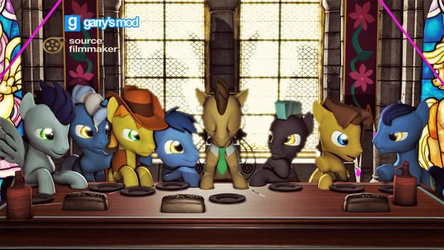 [DL] Enhanced Male Ponies