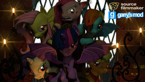 [DL] Enhanced Mane 6 (Bat Version)
