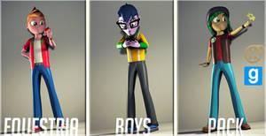 [DL] EG Boys pack by Stefano96