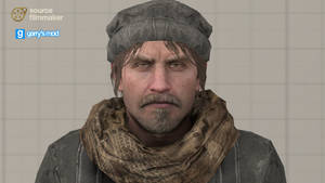[DL] CoD Black Ops 2 Viktor Reznov (Ragdoll)
