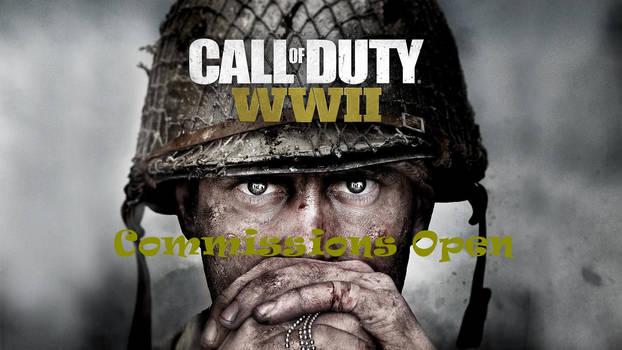 Call of Duty World War II Commissions (Open)