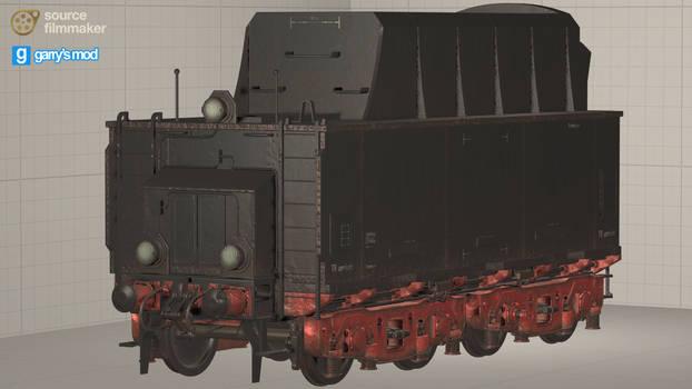 [DL] CoD WWII Panzerzug 61 [Tender (Prop)]