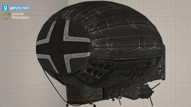 [DL] Call of Duty World War II Zeppelin (Prop)