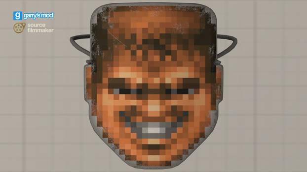 [DL] DOOM Eternal Slayer's Mask (Prop)